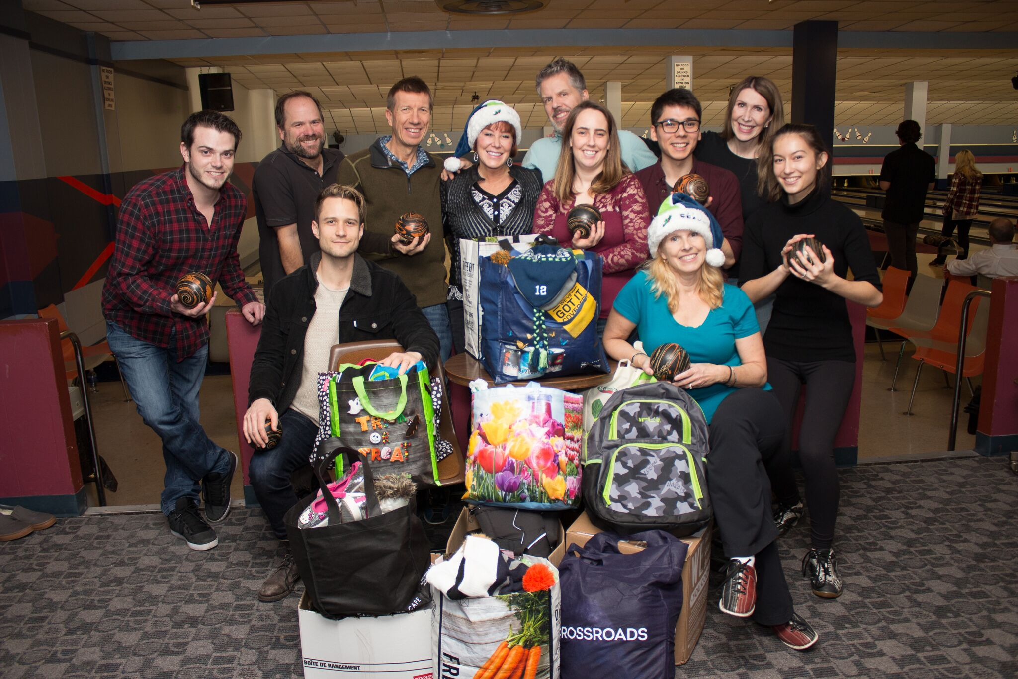 Our B.C. team joined together for a holiday celebration and collected 14 boxes/bags full of necessities and gifts to donate to Covenant House in Vancouver supporting homeless and at-risk youth.